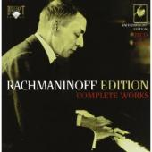 Album artwork for Rachmaninov: Brilliant Complete Edition