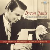 Album artwork for Byron Janis: LEGENDARY CONCERTO RECORDINGS