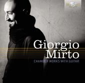Album artwork for CHAMBER WORKS WITH GUITAR