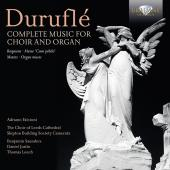 Album artwork for Durufle: Complete Music for Choir and Organ