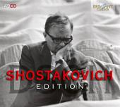 Album artwork for SHOSTAKOVICH EDITION (NEW VERS