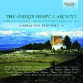 Album artwork for Andres Segovia Archive: Music Written for Segovia