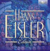 Album artwork for Eisler Edition