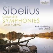Album artwork for Sibelius: COMPLETE SYMPHONIES AND TONE POEMS