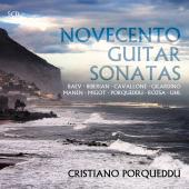 Album artwork for Novecento Guitar Sonatas