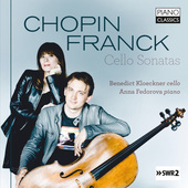 Album artwork for Chopin & Franck: Chamber Works