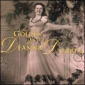 Album artwork for The Golden Voice of Deanna Durbin