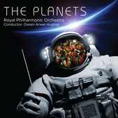 Album artwork for The Planets