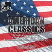Album artwork for American Classics: Royal Philharmonic Orchestra