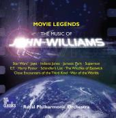 Album artwork for Movie Legends - The Music of John Williams