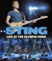 Album artwork for Sting - Live at the Olympia Paris