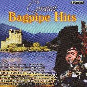 Album artwork for Greatest Bagpipe Hits