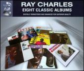 Album artwork for Ray Charles Eight Classic Albums