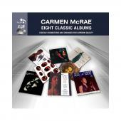 Album artwork for Carmen Mc Rae: Eight Classic Albums (4CD)