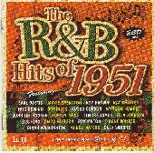 Album artwork for R & B HITS OF 1951, THE