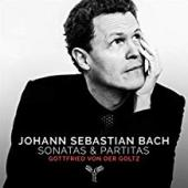 Album artwork for Bach: Partitas & Sonatas