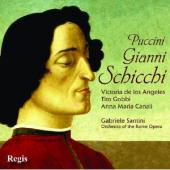 Album artwork for Puccini - Gianni Schicchi - 1958 - de los Angeles,
