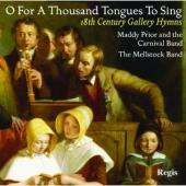 Album artwork for O For A THousand Tongues to Sing
