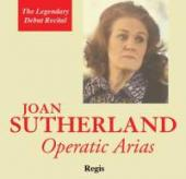Album artwork for Joan Sutherland - Operatic Arias,