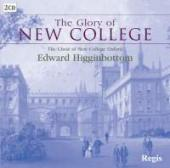 Album artwork for The Glory of New college - Higginbottom