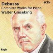 Album artwork for DEBUSSY: COMPLETE WORKS FOR PIANO