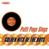 Album artwork for Patti Page: Sings Golden Hits of the Boys