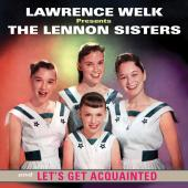Album artwork for Lawrence Welk presents The Lennon Sisters