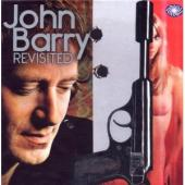 Album artwork for JOHN BARRY REVISITED (4CD)
