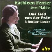 Album artwork for Kathleen Ferrier Sings Mahler