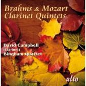 Album artwork for BRAHMS: Clarinet Quintet: MOZART: Clarinet Quintet
