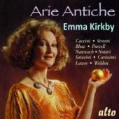 Album artwork for Emma Kirkby: Arie Antiche