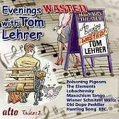 Album artwork for Tom Lehrer: An Evening Wasted With