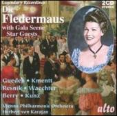 Album artwork for J. Straus II: Die Fledermaus / Karajan