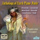 Album artwork for Czech Piano Anthology (Vol. 1)