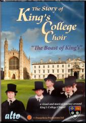 Album artwork for The Story Of King's College Choir