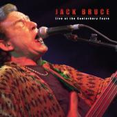 Album artwork for Live At The Canterbury / Jack Bruce  (Dvd)