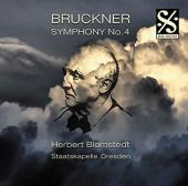 Album artwork for Bruckner Symphony No 4 - Bloomstedt