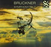 Album artwork for Bruckner: Symphony no. 7 / Blomstedt