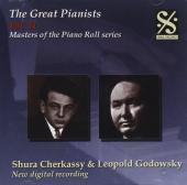 Album artwork for Masters of the Piano Roll - Great Pianists Vol. 11