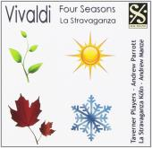 Album artwork for Vivaldi, Four Season, La Stravaganza
