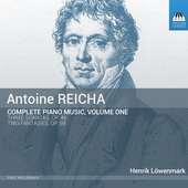 Album artwork for Reicha: Complete Piano Music, Vol. 1
