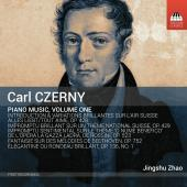 Album artwork for Czerny: Piano Music, Vol. 1