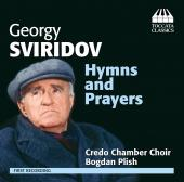 Album artwork for Sviridov: Hymns and Prayers
