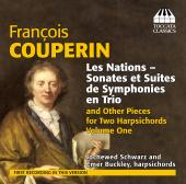 Album artwork for Couperin: Two Harpsichords