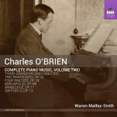 Album artwork for O'Brien: Complete Piano Music, Vol. 2