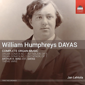 Album artwork for Dayas: Complete Organ Music