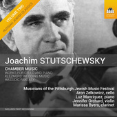 Album artwork for Stutschewsky: Chamber Music