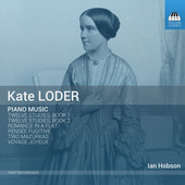 Album artwork for Loder: Piano Music