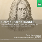Album artwork for Handel: The Complete Amen, Alleluja, etc
