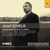 Album artwork for Schelb: Chamber Works